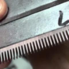 sharepn trimmer blade