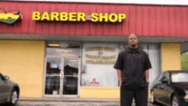 atlanta barber shop penascola