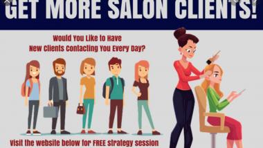 get more salon clients